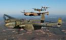 Lockheed P 38 Lightnings
