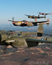 How Airplanes Were Used in World War II