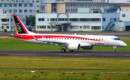 MRJ90 JA22MJ TAXI TEST