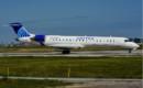 N521GJ Bombardier CRJ 550 United Express