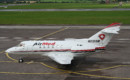 N812AM BAe 125 800A Air Med