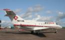 N812AM BAe 125 800A Air Med.