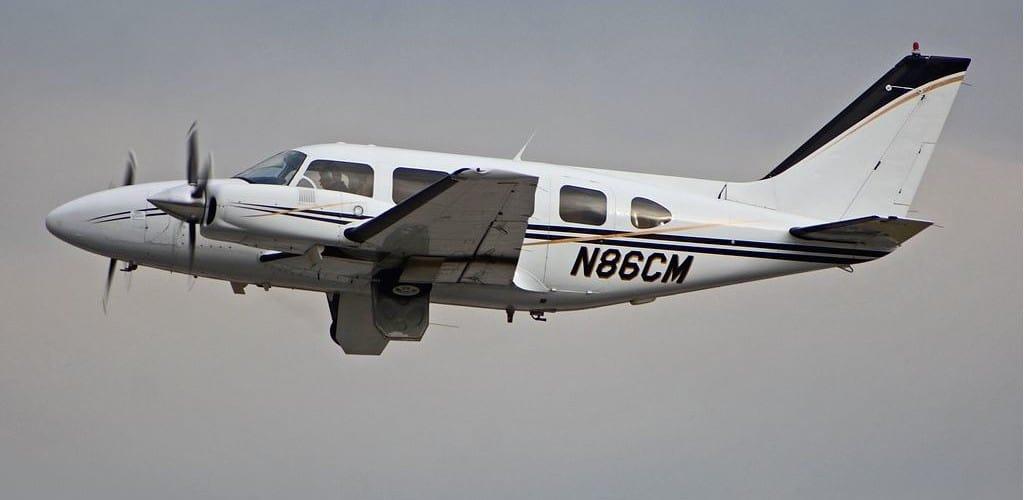 N86CM Piper PA 31 310 LAM Air