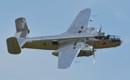 North American B 25J Mitchell N6123C