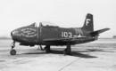 North American FJ 1 Fury of NARU Oakland.