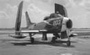 North American FJ 3 Fury of VF 33