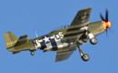 North American P 51D Mustang