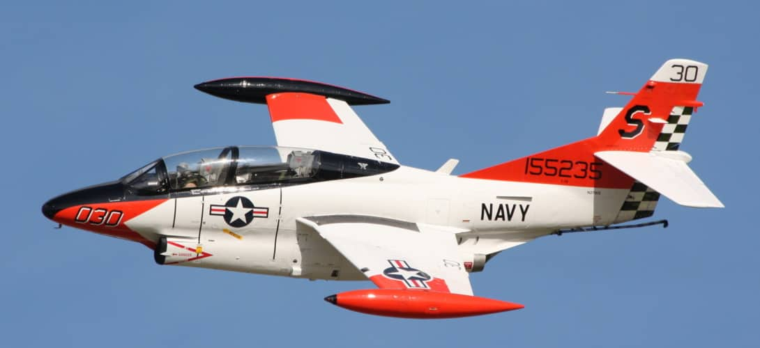 North American T 2 Buckeye 5