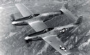 North American XP 82 F 82 Twin Mustang