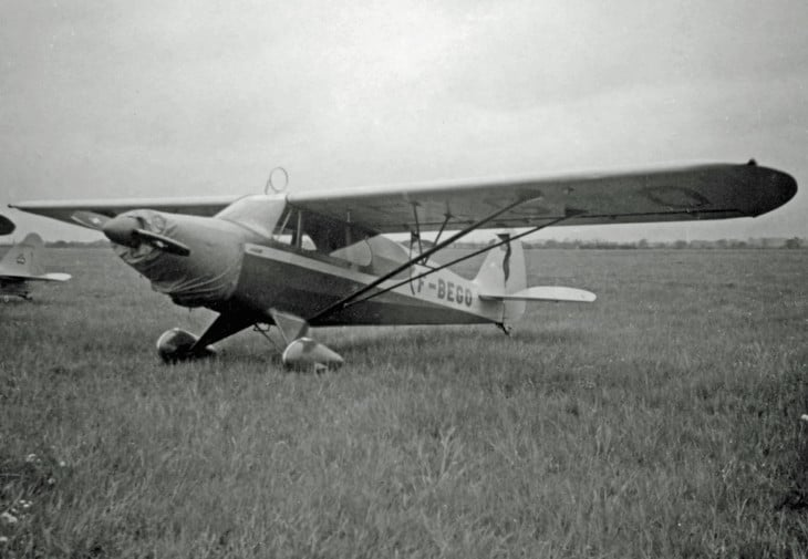 Piper PA 14 Family Cruiser F BEGO 1950