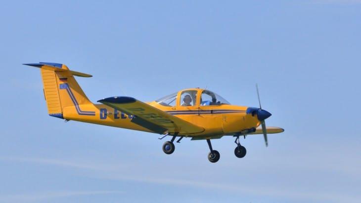 Piper PA 38 112 Tomahawk 1