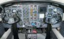 Piper PA 42 Cheyenne III Cockpit
