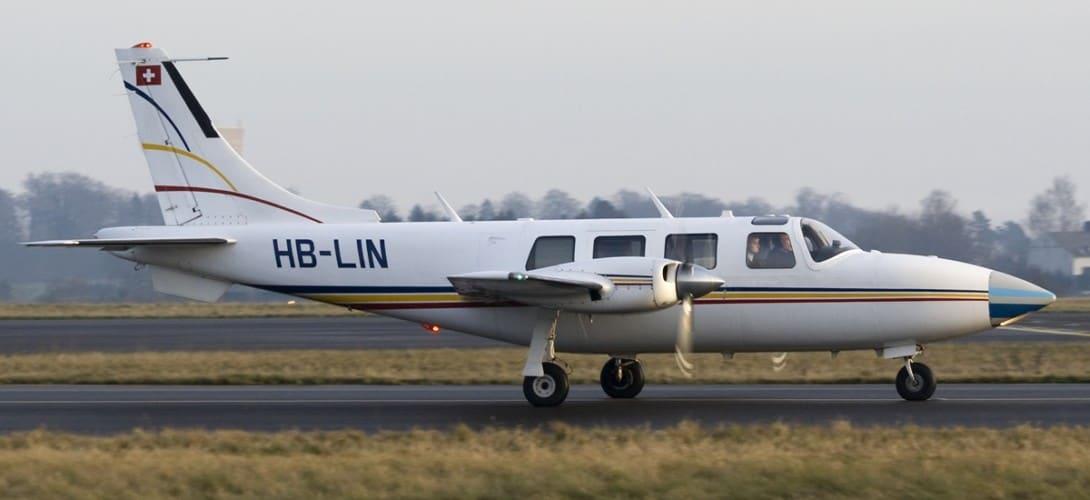 Piper PA 60 601P Aerostar