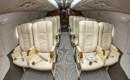 RA 65700 Sirius Aero Tupolev Tu 134B 3 Interior