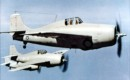 Three U.S. Navy Grumman F4F 3 3A Wildcats of Fighting Squadron VF 5 from the aircraft carrier USS Yorktown