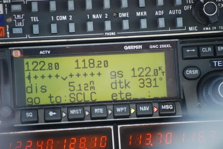 Typical Aircraft Radios