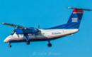 US Airways Express Bombardier Dash 8 Q100