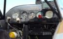 VH AKD Piper PA 11 Cub Special Cockpit