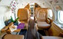 Weltall Avia British Aerospace HS 125 700B Cabin