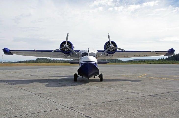 Wilderness Seaplanes Grumman G 21A Goose C FIOL .