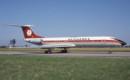 YU AHX Tupolev Tu 134A 3 Aviogenex