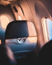 Why Airplane Windows Have to Be Open During Takeoff and Landing