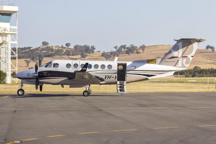 Beechcraft 350i Super King Air