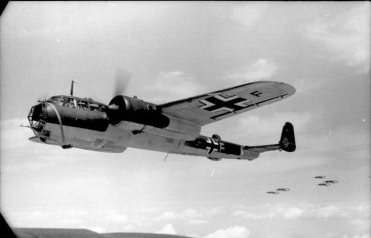 Bomber Dornier Do 17