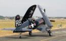 Chance Vought F4U 4 Corsair Flying Bulls