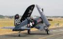 Chance Vought F4U 4 Corsair Flying Bulls