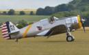 Curtiss P 36C Hawk 'PA 50