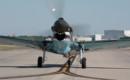 Curtiss P 40 Warhawk. 1