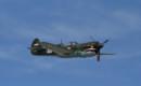 Curtiss P 40 Warhawk.