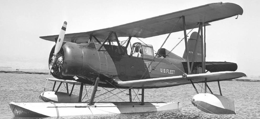Curtiss SOC 3 Seagull