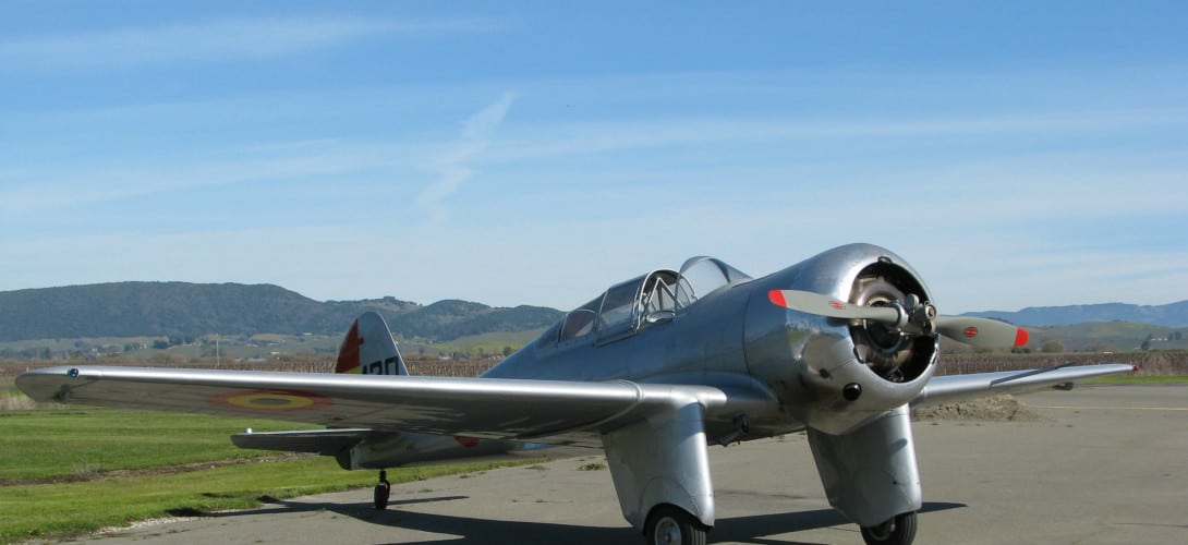 Curtiss Wright 19R N19RX