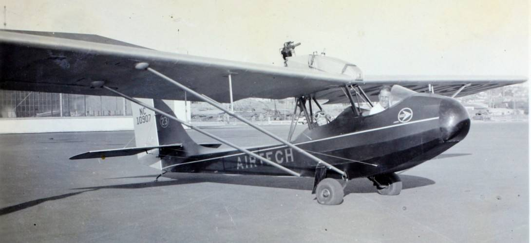 Curtiss Wright CW 1 Junior