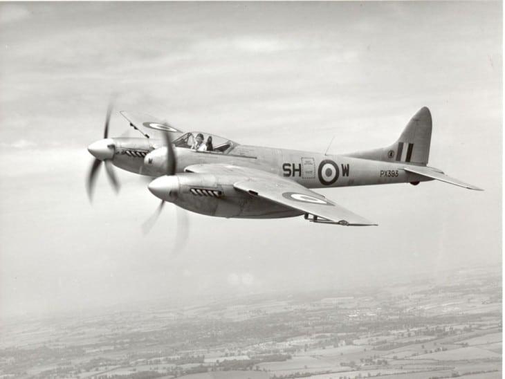 De Havilland Hornet F1