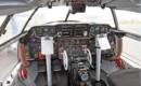 Everts Air Cargo Curtiss C 46D Cockpit