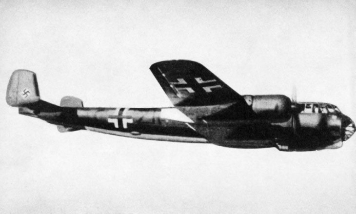 German Dornier Do 217E 2