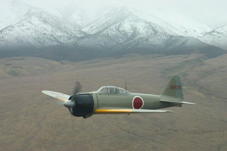 Japanese A6M Zero