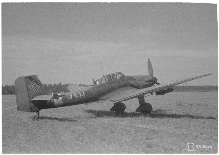 Junkers Ju 87 D 5