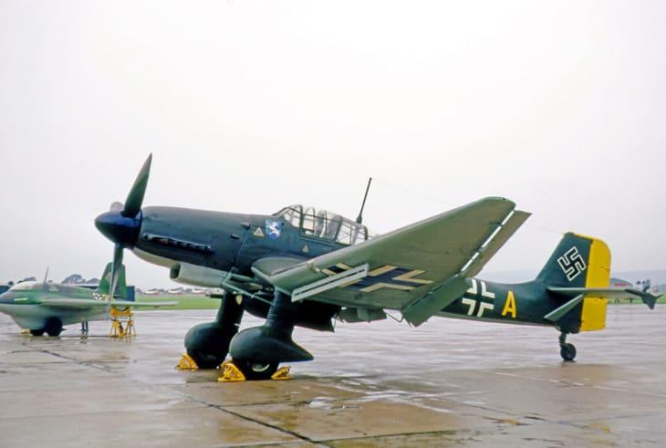Junkers Ju87G 2 Stuka