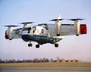 LTV XC-142