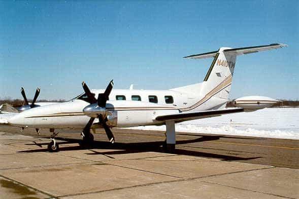 Piper PA-42-1000 Cheyenne 400 LS