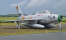 Republic F 84F Thunderstreak 'FU 66 YL A