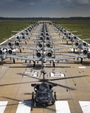 How Many Planes Are In A Squadron?
