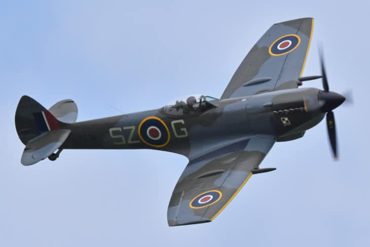 Supermarine Spitfire 1