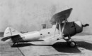 The U.S. Navy Vought XF3U 1 BuNo 9222 at Naval Air Station
