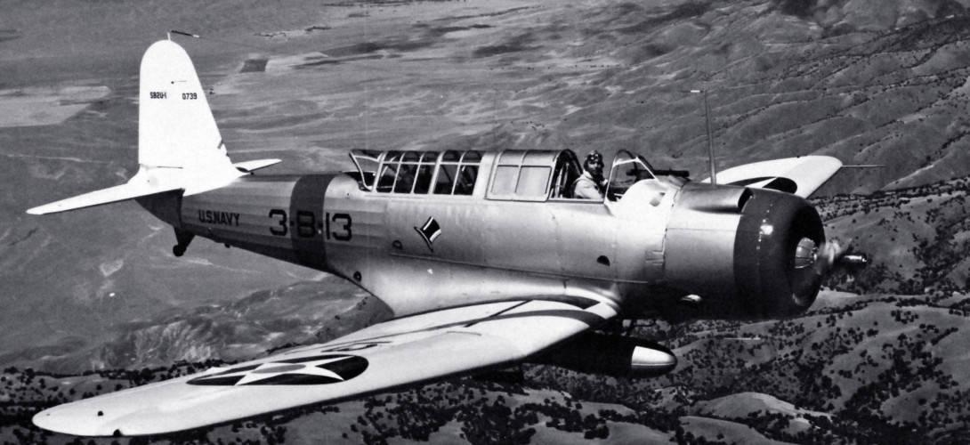 Vought Sikorsky SB2U 1 Vindicator 1
