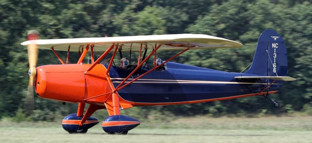 1932 Fairchild 22 C7B